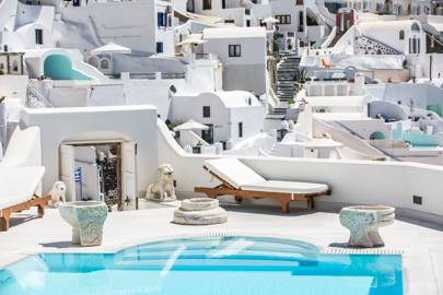 The Tsitouras Collection, Santorini