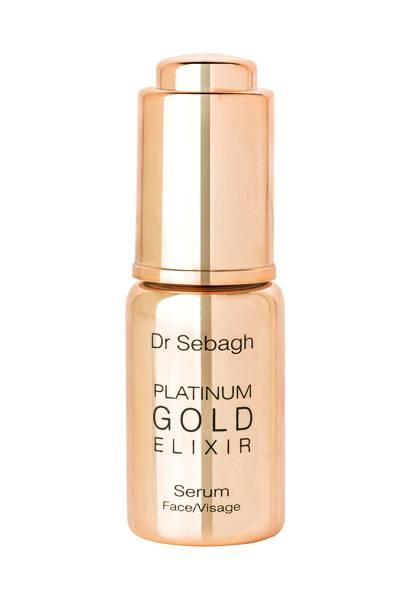 12. Dr Sebagh Platinum Gold Elixir