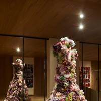 Roses at Alexander McQueen