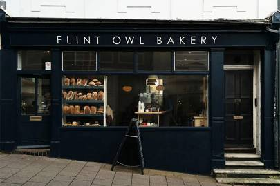Flint Owl Bakery, Lewes, East Sussex