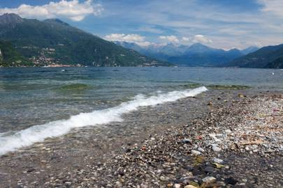 Wild swimming in Italy
