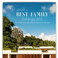 1. With your whole brood currently under one roof, use our guide to the best family adventures to plot next year's holiday all together