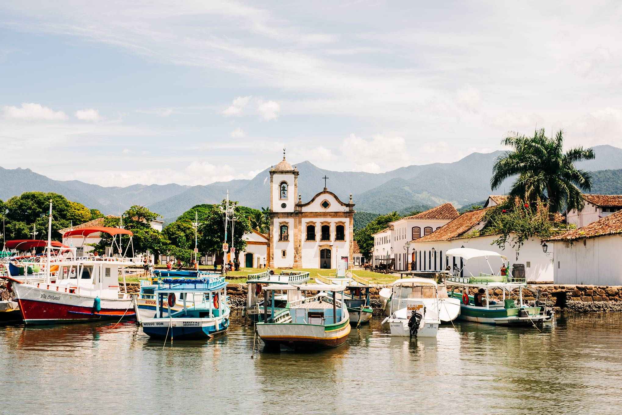 The Best Shops In Paraty Brazil Cn Traveller