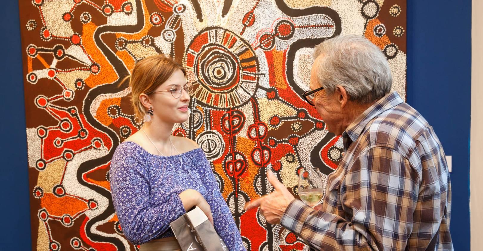 An evening of South Australian art with Condé Nast Traveller