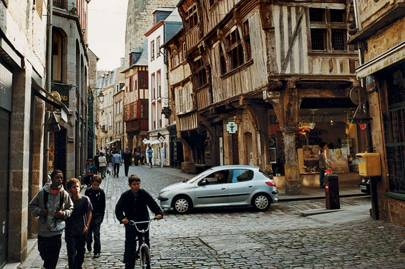 Getting to northern France