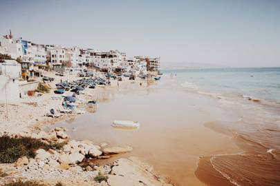 10. Taghazout, Morocco
