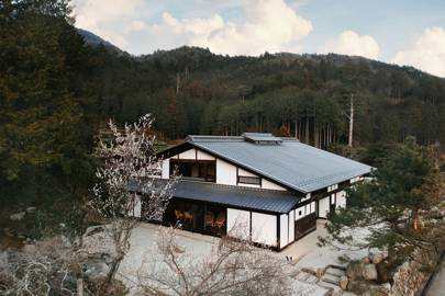 10. Hike to Zenagi, a farmhouse in the Japanese Alps