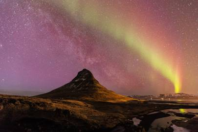 3. GO ONCE-IN-A-LIFETIME: NORTHERN LIGHTS, ICELAND