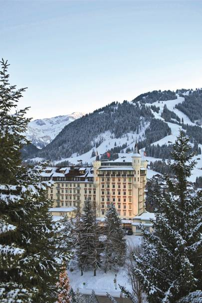 6. Gstaad, Switzerland