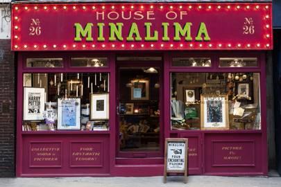 House of Minalima, Soho