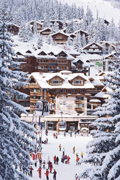 2. Courchevel, France