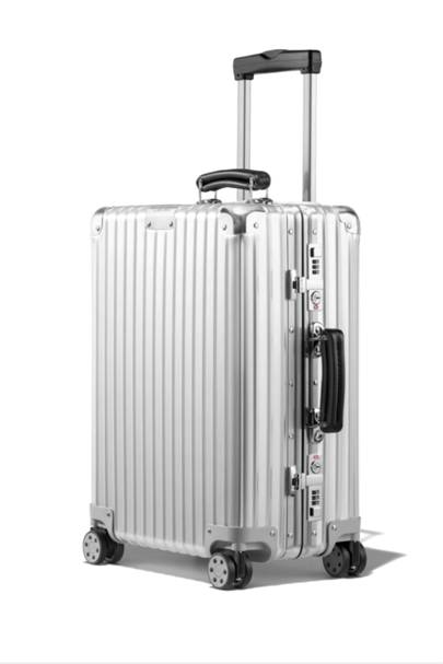 6. Streamlined carry-on