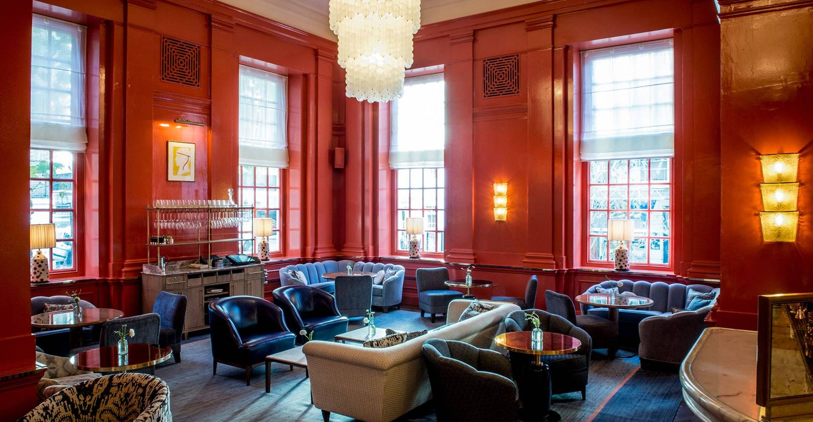 The Bloomsbury Hotel, London review