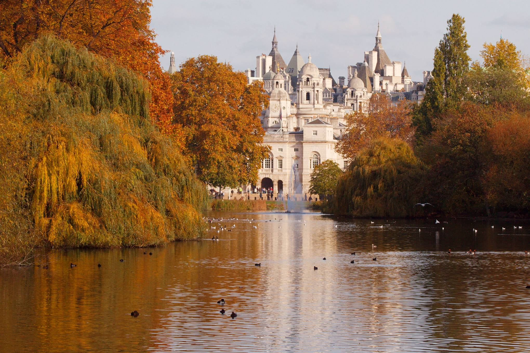 8 Autumnal things to do in London