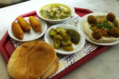 Ottolenghi's best restaurants in Jerusalem