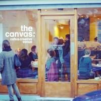 The Canvas Cafe