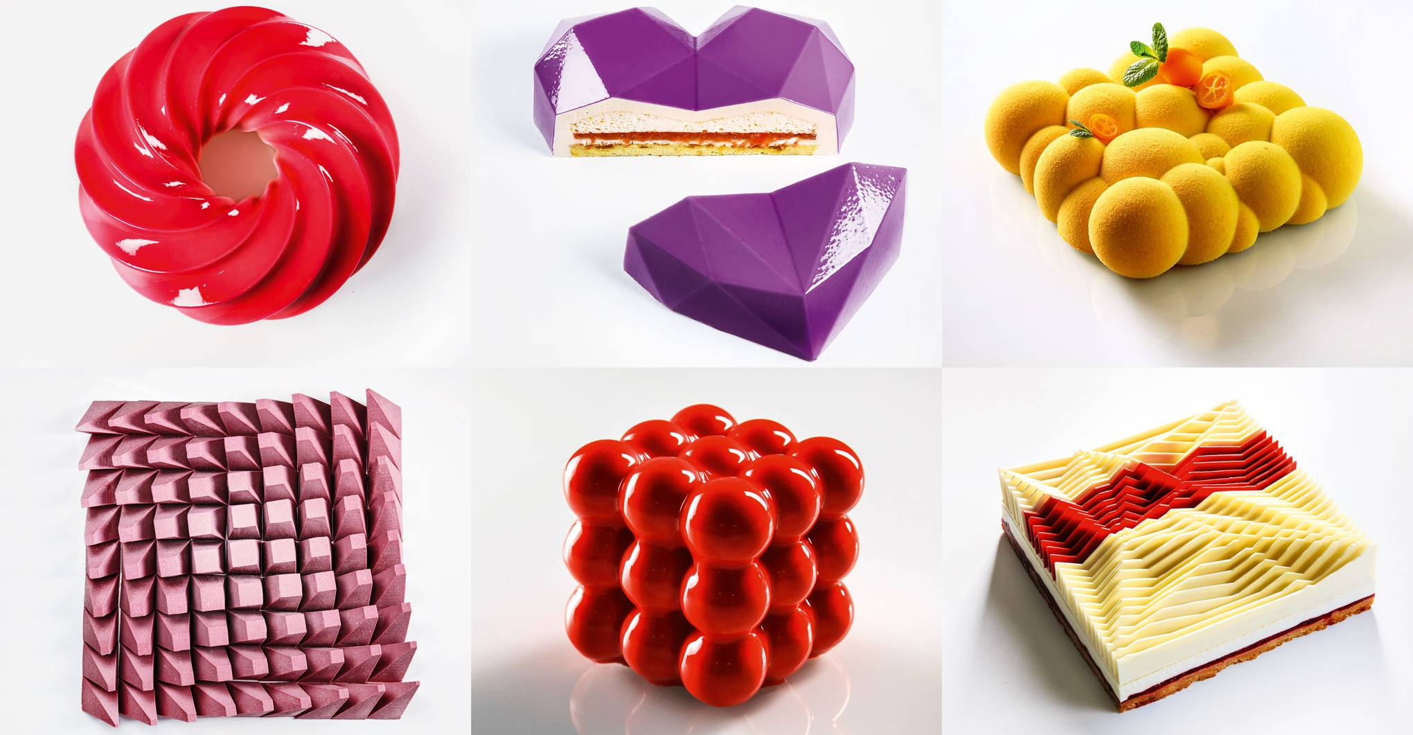 The social sensation: 3D-printed puddings