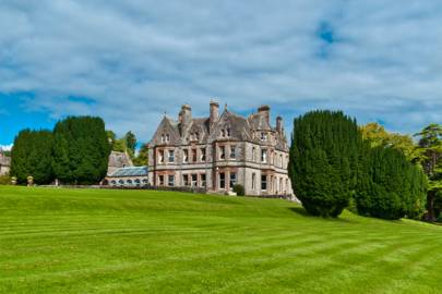 Castle Leslie Estate, County Monaghan, Ireland
