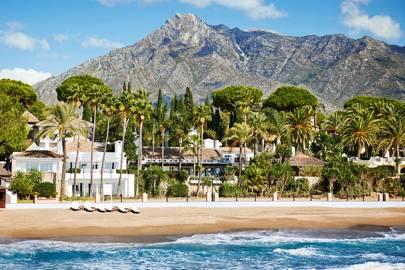 Marbella Club, Spain