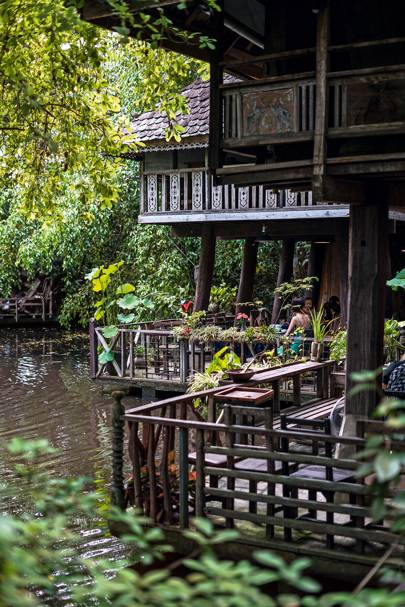 The best lunch spot in Chiang Mai