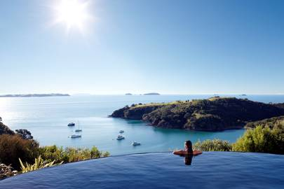 Delamore Lodge on Waiheke Island, New Zealand