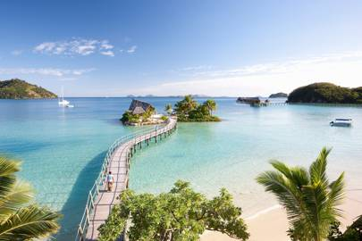 Honeymoons in Fiji