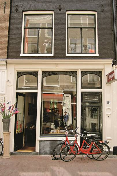17. The Netherlands