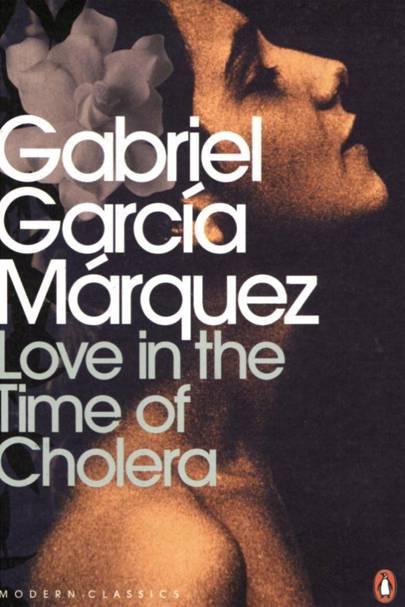 Love in the Time of Cholera, Gabriel Garcia Marquez