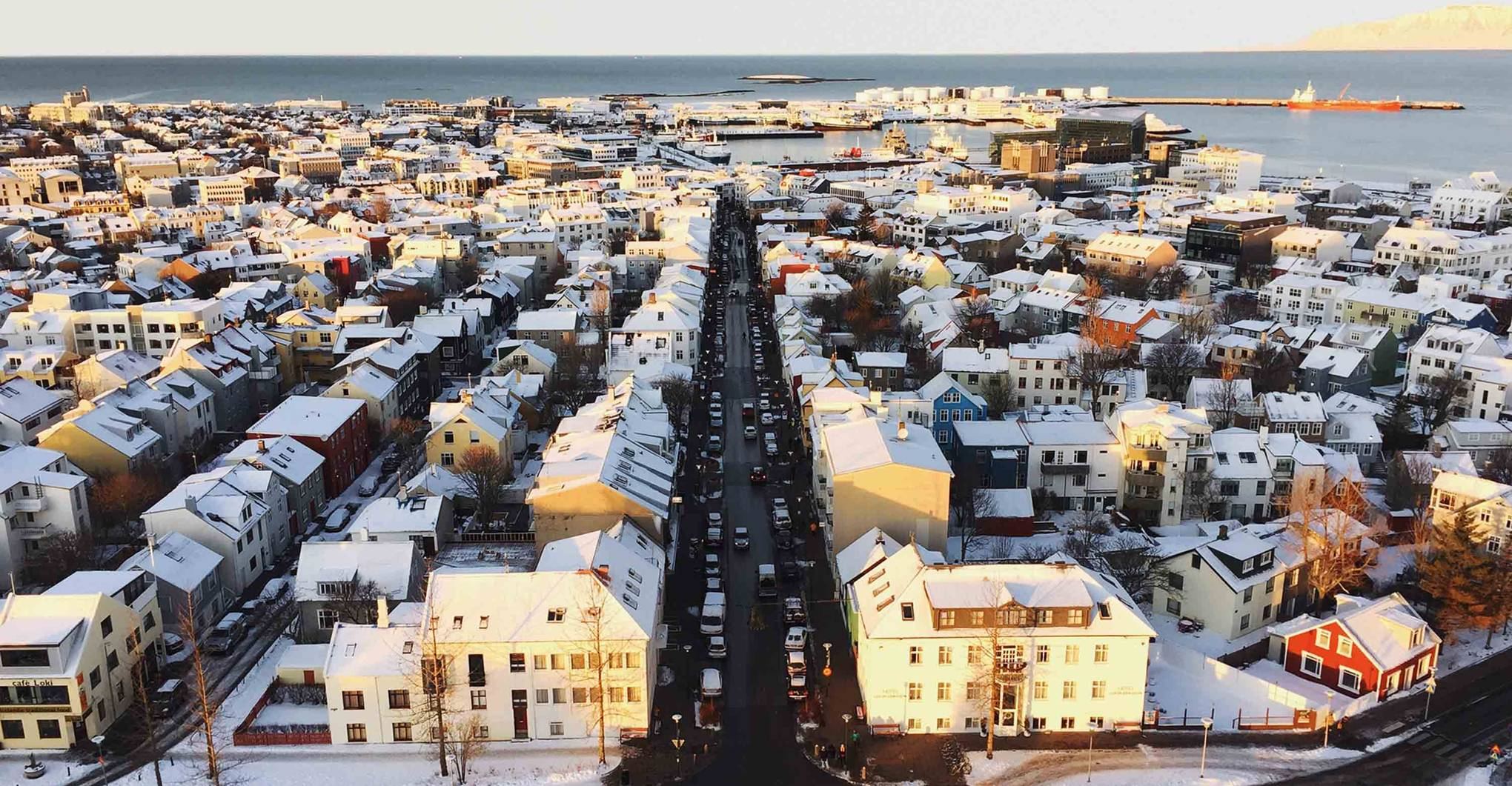 The best shops in Reykjavik