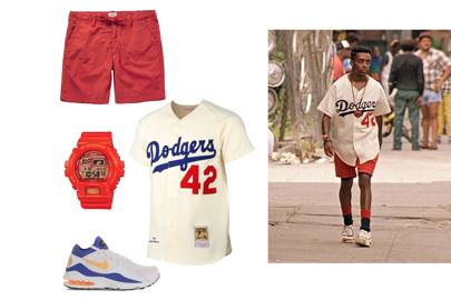 Spike Lee in Do the Right Thing