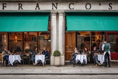 Franco's, St James's