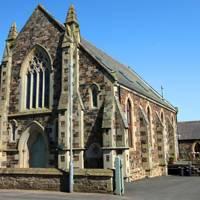 Cairns Church House, Kelso, Scotland