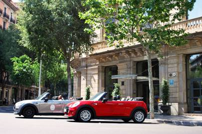 4. A Driving Experience in Madrid