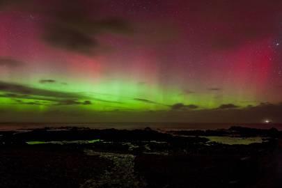 Aurora Borealis, Donegal