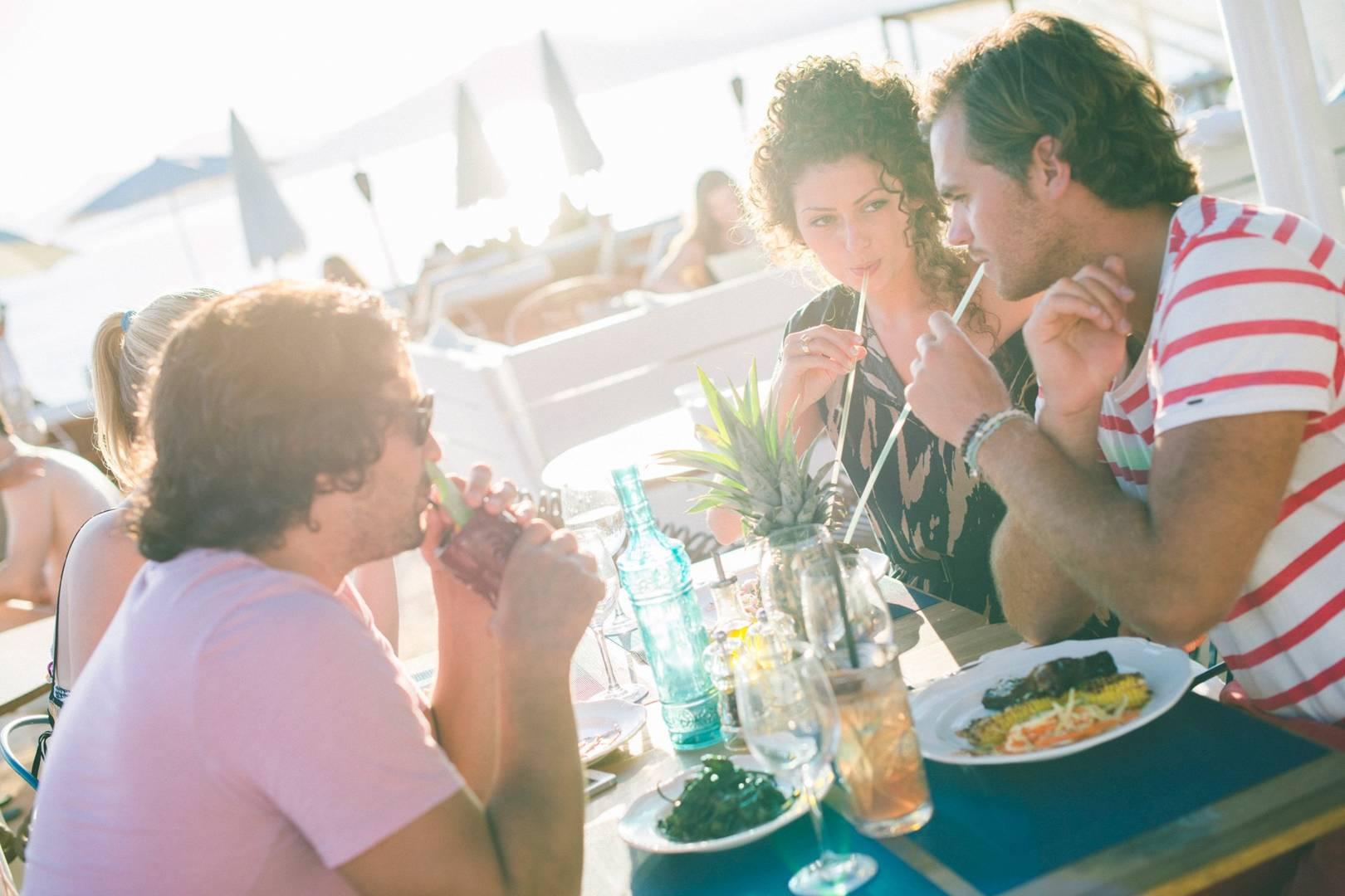 Ibiza's best new beach bar | CN Traveller