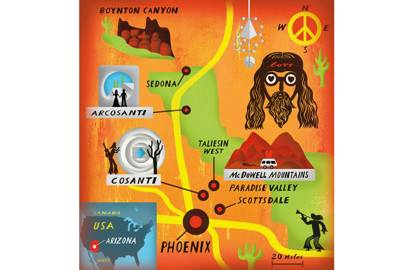 Getting to Arizona