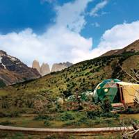 Ecocamp, Torres Del Paine National Park, Chile