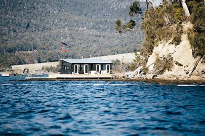 The Boat House Bruny Island
