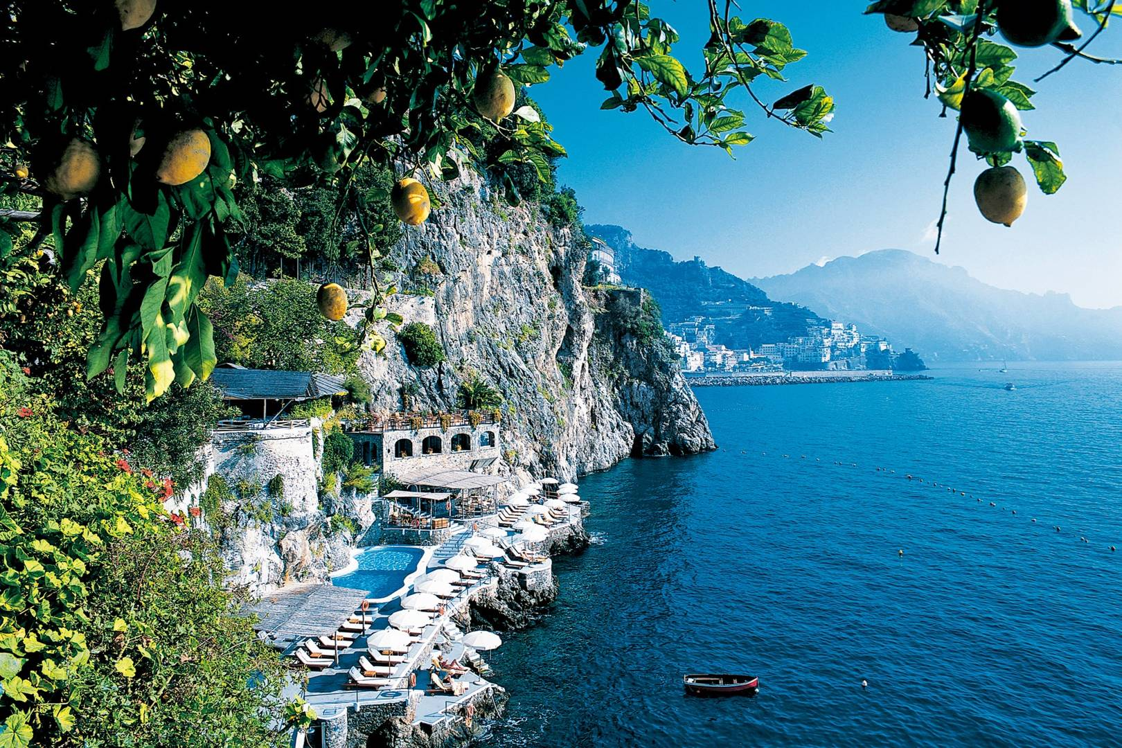 Hotel Santa Caterina: is this the best view on the Amalfi Coast?