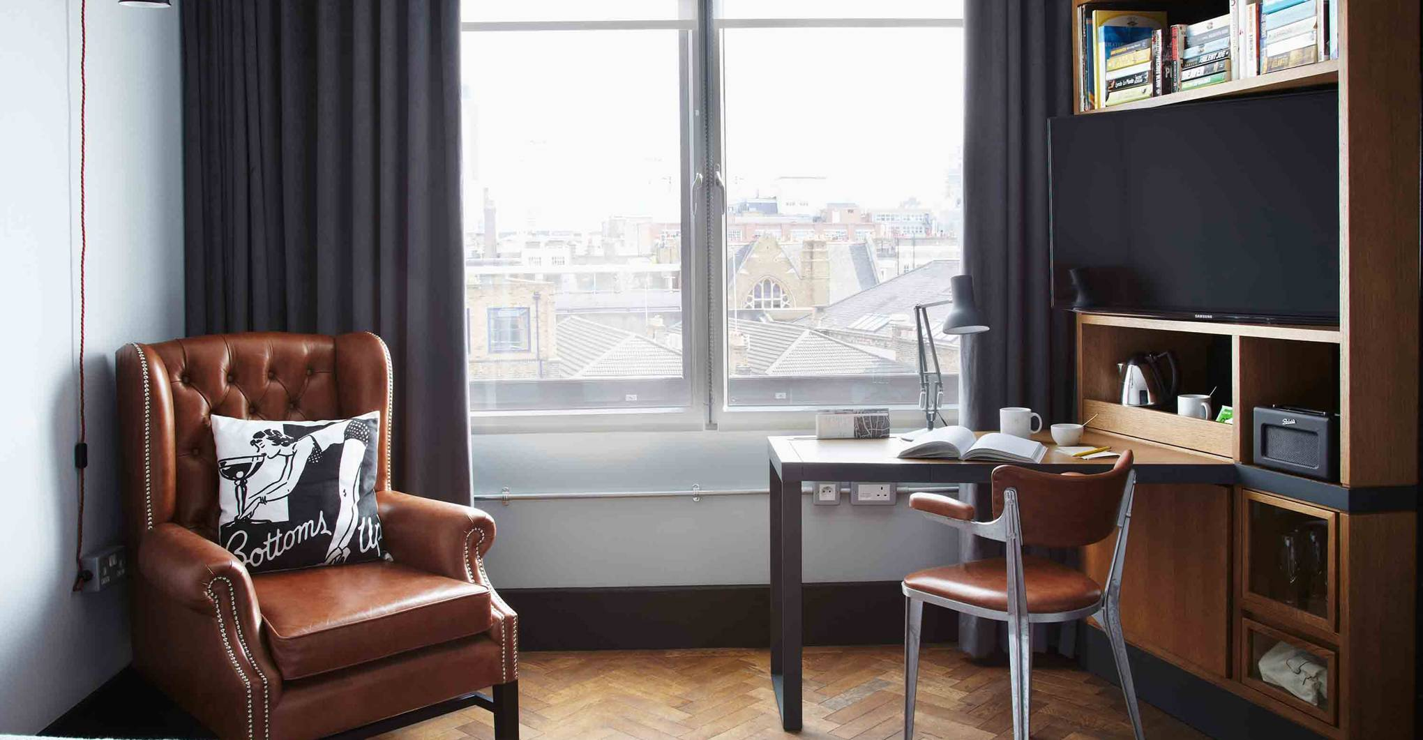 Hoxton Shoreditch hotel review