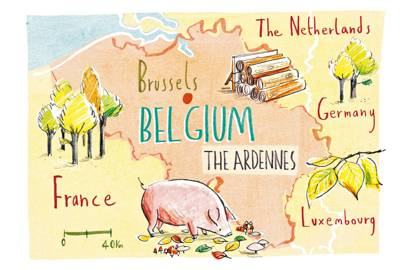 Where to drink in Ardennes, Belgium