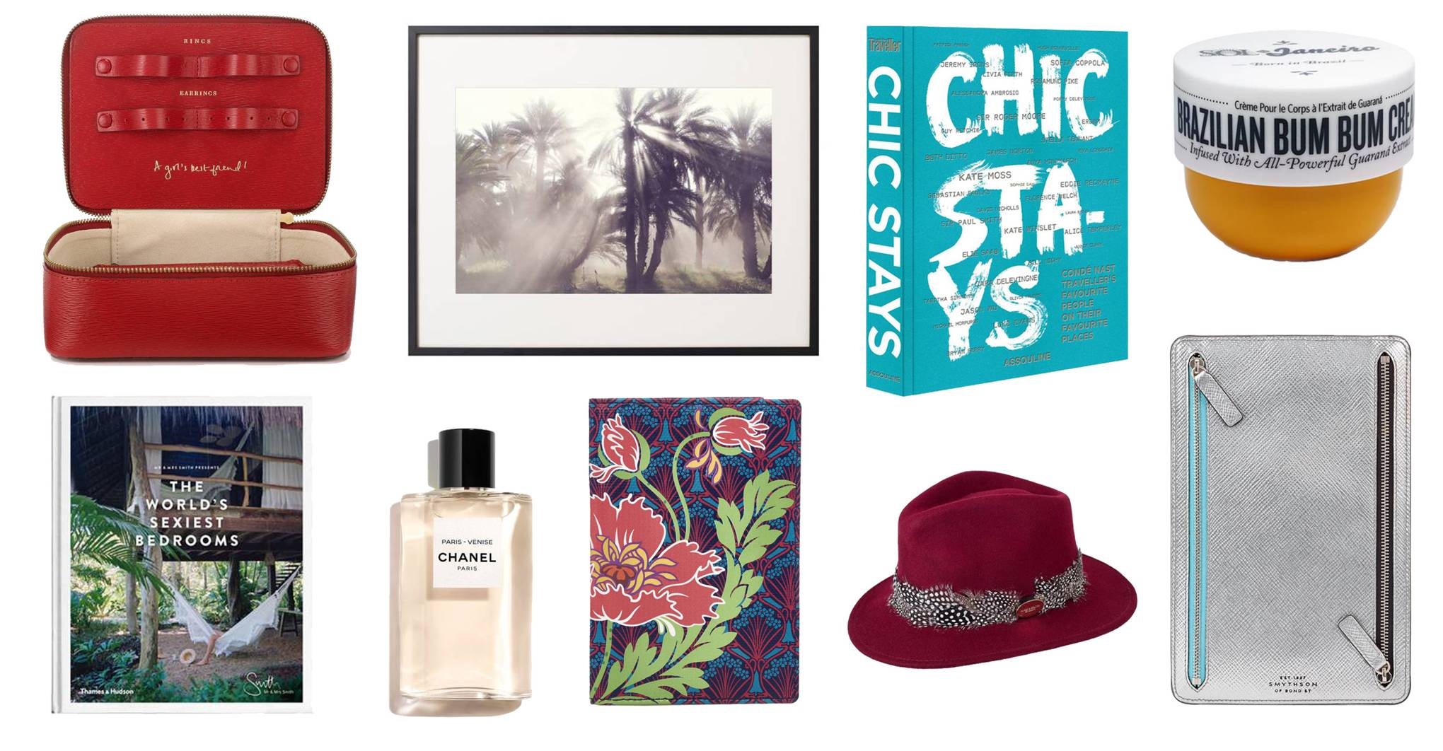 eb4bc4e7 Travel gifts for her, 2019 | CN Traveller