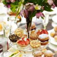 Afternoon tea at The Petersham, Covent Garden