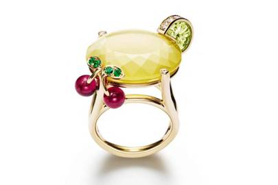 Piaget cocktail ring
