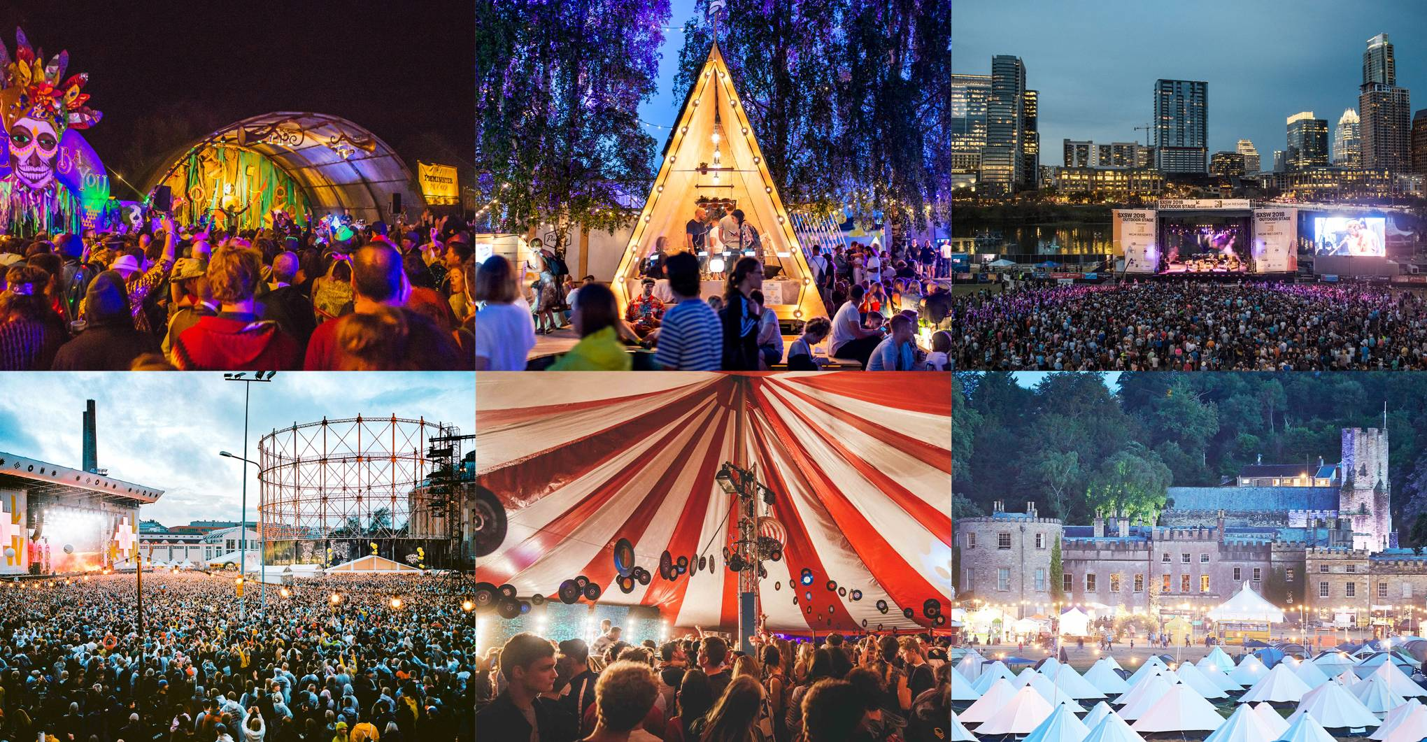 The best festivals for solo travellers