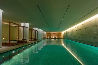 2. The Bulgari Spa, Bulgari Hotel & Residences, London