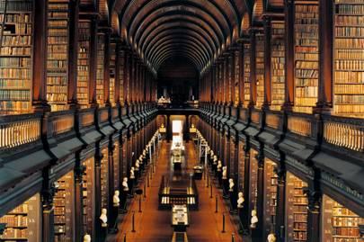 The Long Room, Dublin