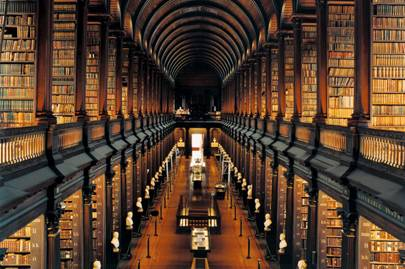 The Long Room, Dublin