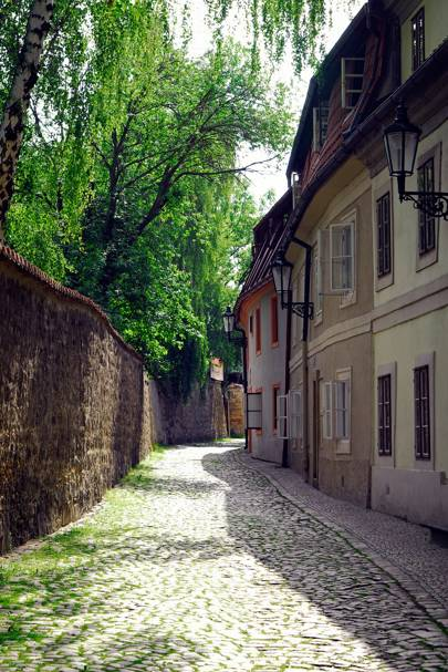 1. See Prague Castle without the crowds