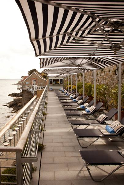 Best beach clubs in the world | CN Traveller